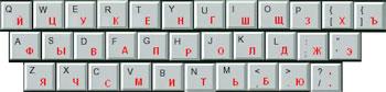 Как сделать так чтобы буквы не стирались